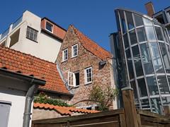 Altstadt von Lbeck (8) (Teelicht) Tags: architektur deutschland germany hinterhof schleswigholstein architecture backyard lbeck altstadt historicdistrict oldtown