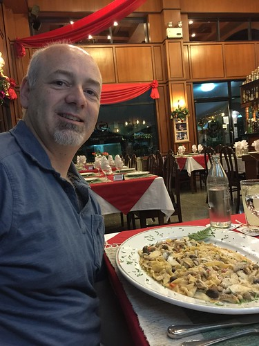 Wonderful Italian dinner in Chiang Mai at Piccola Italian Palace.