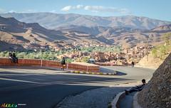 Boumalne Dades (mara.dd - www.marasweltreisen.de) Tags: africa morocco afrika marokko antiatlas afrique boumalnedads boumalnedades soussmassadra strasederkasbahs dadstals