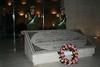 The tomb of Yassef Arafat