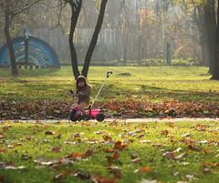Alice in wonderland (MarryGj) Tags: park nature children kid aliceinwonderland