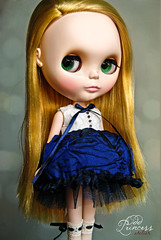 NIGHT SKY Ooak Set For BLYTHE By