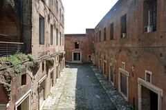 Trajan's Market street