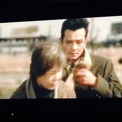 緒形拳、清川虹子。35年前の作品なのに、言ってるテーマは変わらない、、。コブシさんかっこいいぜ #jdgmovie