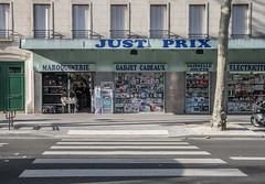 Just Prix (Storkholm Photography) Tags: street city urban paris france building tree store nikon europe downtown crossing walk streetphotography sigma montmartre storefront rough d610 sigma2470mm batignolles