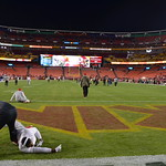 Stretching in the endzone thumbnail