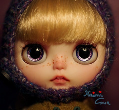 blythe Knitted hat 3