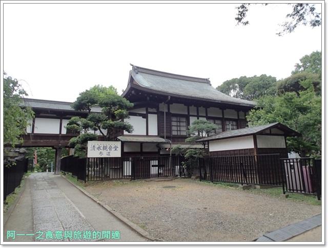 東京自助旅遊上野公園不忍池下町風俗資料館image028