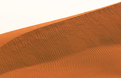 Waves of sand (haidarism (Ahmed Alhaidari)) Tags: sea nature beauty wonderful sand waves desert dune wave الصحراء جمال روعة طبيعة بحر حلاوة موجة الرمال موجات