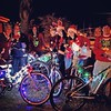 """Last week's Tour of Lights bike ride! #Pascagoula #Goula #GoulaGram #tackysweater #lights #bikeride #cycling #Christmas #beactive 🚲🎅🎄⭐️ • <a style=""""font-size:0.8em;"""" href=""""http://www.flickr.com/photos/95872318@N08/16032804625/"""" target=""""_blank"""">View on Flickr</a>"""