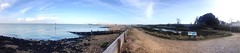 Photo of Yarmouth seafront panorama