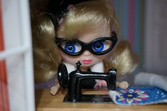 Blythe A Day 10 January 2015 - What's your Hobby?