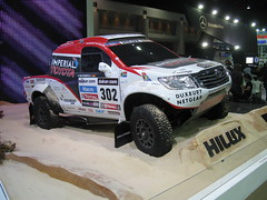 Toyota Hi-Lux (nakhon100) Tags: cars thailand bangkok 4wd pickup toyota trucks suv awd hilux