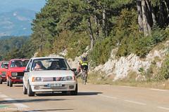 Peugeot 205 Rallye 1989 (tautaudu02) Tags: auto cars club automobile moto sortie peugeot coches 104 rallye voitures 205 ventoux 2014
