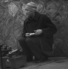 P1180182 (Philgo61) Tags: africa man men lumix market panasonic morocco maroc marrakech souk medina souks marche hommes homme afrique gf1
