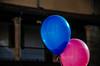 Flickereflejo   ///   Flickreflection (Walimai.photo) Tags: pink blue color colour reflection azul nikon flickr balloon rosa explore reflejo globo 18105 d7000