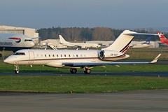 NetJets Europe Bombardier Global 6000, CS-GLD. (Trevor Mulkerrins) Tags: europe 6000 global netjets bombardier 9538 csgld