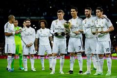 Real Madrid 2-2 Atletico de Madrid (Photos Real Madrid HD) Tags: espaa football bale cristianoronaldo copadelrey vuelta ftbol realmadrid atleticodemadrid ancelotti isco sergioramos santiagobernabu keylornavas