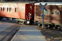 Santa on train (kristi_Nikon_D1X) Tags: santa southdakota santatrain southdakotatrain