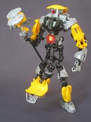 Keetongu, Venom Healer (BBC 69) - blaster open (Infrared from BZPower) Tags: bionicle