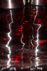 52/365, 7/7 Reflections, Electrifying! (Robin Penrose) Tags: reflections 365challenge 201502 day52 day52365 365the2015edition 3652015 21feb15
