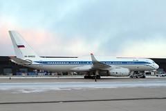 Tu214.RA-64523 (Airliners) Tags: iad government tupolev fsb 214 21915 russiangovernment tu214 tupolev214 federalsecurityserviceoftherussianfederation ra64523