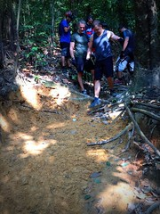 TRAKS-Trail-Day-Feb-2015-007 (Traks Of Malaysia) Tags: mountainbike malaysia mtb traks trailbuilding bukitkiara