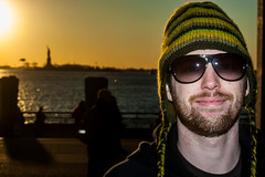 Sean (Mark_Shastany) Tags: nyc people newyork portraits canon batterypark statueofliberty