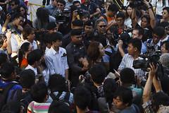 20150214-เลือกตั้งที่ลัก -06 (Sora_Wong69) Tags: people thailand bangkok protest police liberalism activist politic assembly coupdetat nonviolenceaction supportelection