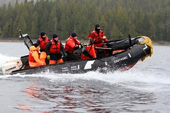 Mike Mitchell-Canadian Coast Guard Mark V RHIB-IMG_1563 - EXPLORED (Mike Mitchell2) Tags: rescue coast mark v explored canadiancoastguardcanadian guardzodiac rhibsearch