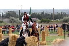 Is Cerbus - Pariglie [+2 inside] (CarloAlessioCozzolino) Tags: sardegna carnival horses people sardinia persone carnevale cavalli sinnai pariglie iscerbus isxrebus