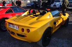 Lotus Elise (benoits15) Tags: uk england english cars car nikon automobile flickr lotus elise automotive voiture collection british nimes supercar coches prestige worldcars