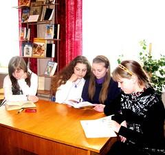 Найкращий читач України - I еттап ( 2010 рік)