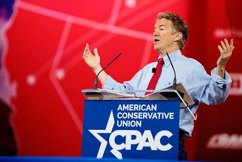 Senator Rand Paul by Michael Vadon, on Flickr