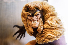 Sabre tooth (YeoZz) Tags: toy xmen mutant figurine marvel wolverine villian victorcreed