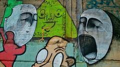 Bisser / DOK 23 feb 2015 (Ferdinand 'Ferre' Feys) Tags: gent belgium streetart graff graffitiart graffiti artdelarue bisser urbanart belgique belgië ghent gand urbanarte arteurbano ferdinandfeys