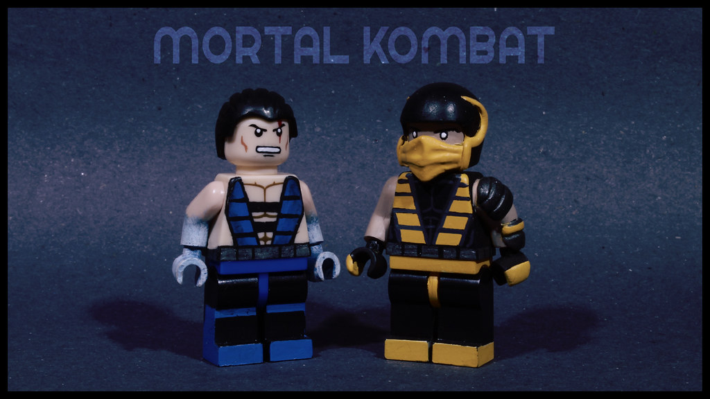 The World's Best Photos of kombat and lego - Flickr Hive Mind  The World's...
