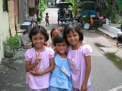Happy Children of Semarang