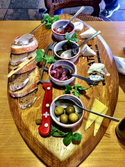 Cheese Platter (RobW_) Tags: africa cheese restaurant march south creation valley western cape tasting friday platter wines 2015 hemelenaarde mar2015 06mar2015
