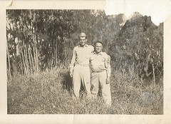 Scan_20160716 (60) (janetdmorris) Tags: world 2 history monochrome century america vintage army hawaii us war pacific military wwii grandfather monochromatic front 1940s ii ww2 granddaddy forties 20th usarmy allies allied