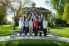 Class of 1979 (Walla Walla University) Tags: 2014 79 alumniweekend homecoming spring adminbuilding april classof1979 frontcampus groupphotos lawn photographertaylorsarrafian westwind