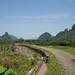 E pedalamos quase 50km por entre as montanhas