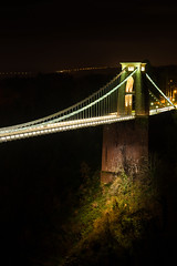 The Clifton suspension bridge (technodean2000) Tags: world from city uk bridge england sky color colour building water its skyline architecture night bristol landscape for this is nikon all with wine suspension symbol outdoor dusk who over dream grade structure 150 story infrastructure almost gorge serene years visitors build left picturesque legacy merchant avon has clifton listed lightroom the began d610 spanning 1754 attracted i d5200