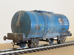 Scratch built ECC Quarrys TTA Slurry Tank Wagon OO Gauge (37686) Tags: scratch built ecc quarrys tta slurry tank wagon oo gauge