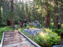 2016 BOM1000 Day 1 and the Hiking Trail from Hell (samkchou) Tags: motorcycle adventure montana dualsport