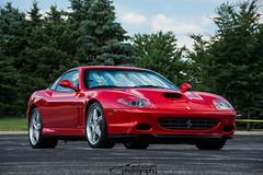 Ferrari 575M (scott597) Tags: ferrari 575m red club america annual meet fca 2016 columbus ohio