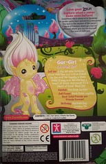 gargirl (meimi132) Tags: zelfs zelf series6 cute adorable trolls gargirl gargoyle yellow pink stone wings