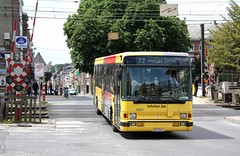 6653 72 (brossel 8260) Tags: bus belgique brabant tec wallon