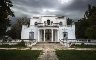 Unknown Mansion