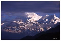 Mount Kangchenjunga,Zemu Peak and Simvo twins,Manul,Sikkim (Anindya Roy Photography (catching up)) Tags: kangchenjunga kanchenjungha khangchendzonga kanchanjungha kanchendzonga mountain himalaya sikkim india nepal zemupeak simvo twinpeak canon cloud sunrise landscape northsikkim manul mangan nature ice snow